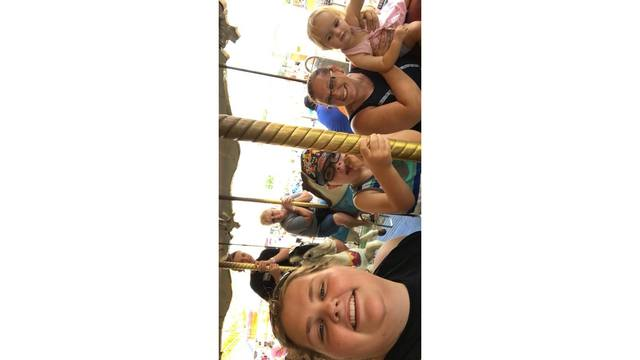 My cousin Atlantis my mom Edna my niece Maci my nephew Bubby my sister Jessi and I enjoying our ride from Makayla Sweeney_1534282106245.jpg.jpg
