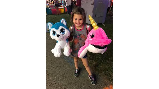 My daughter Brooklyn winning at the games from Rachel Walkup_1534282017734.jpg.jpg