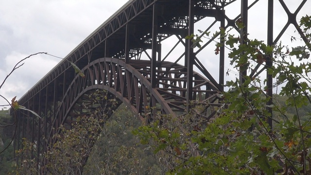 New River Gorge Bridge attracts thousands for Bridge Day