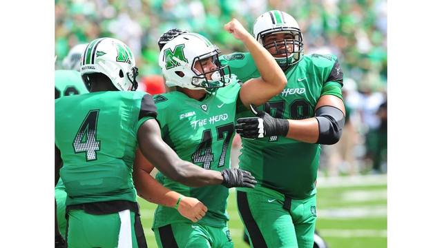 Richlands, Marshall football player dies at 25
