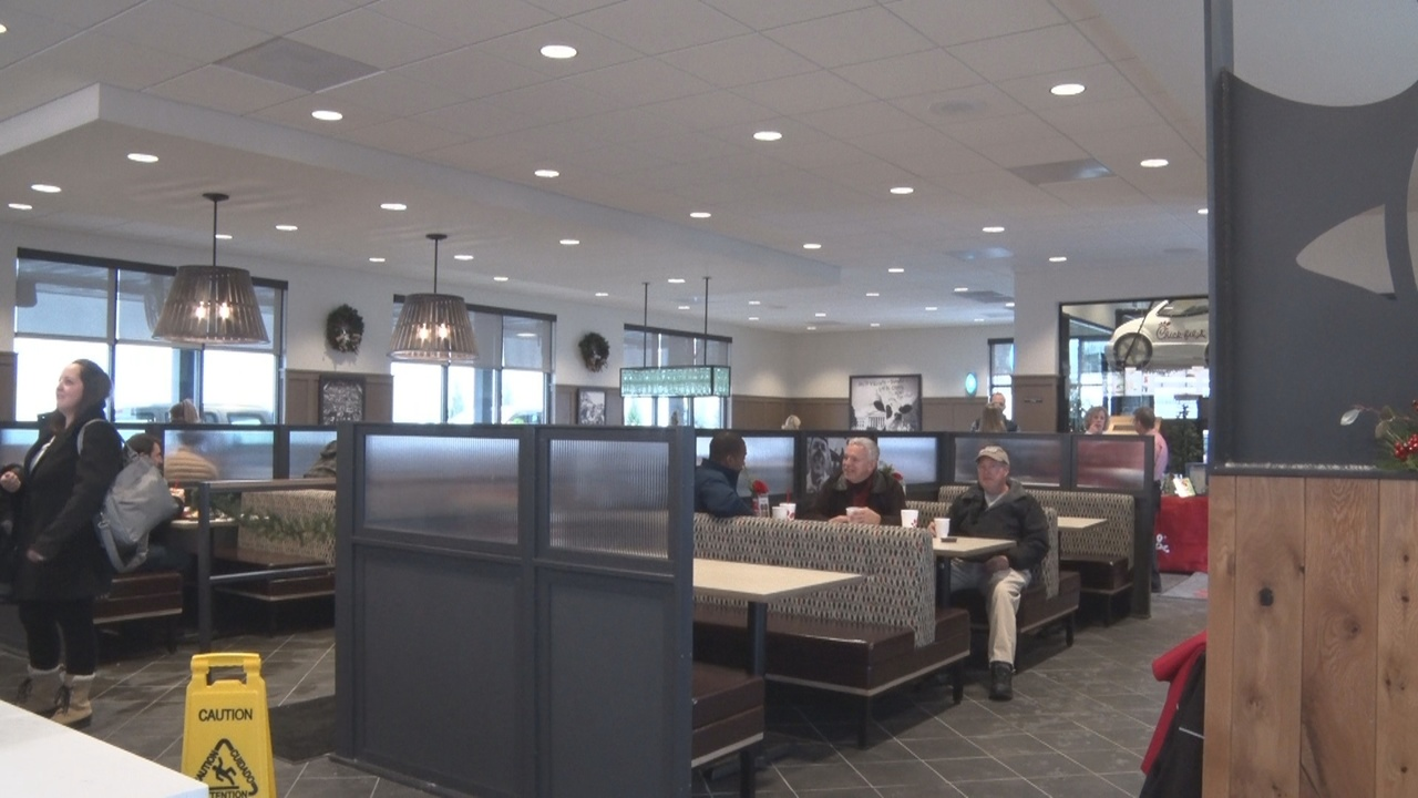 3rd Chick Fil A Officially Open In Beckley