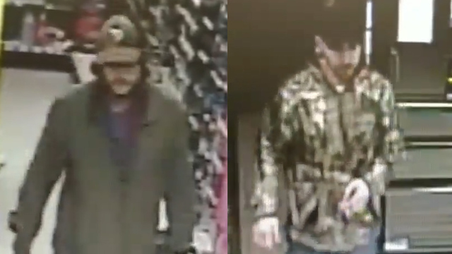 Two men wanted by Monroe County Sheriff's deputies on
