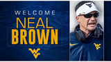 Brown officially named WVU head coach