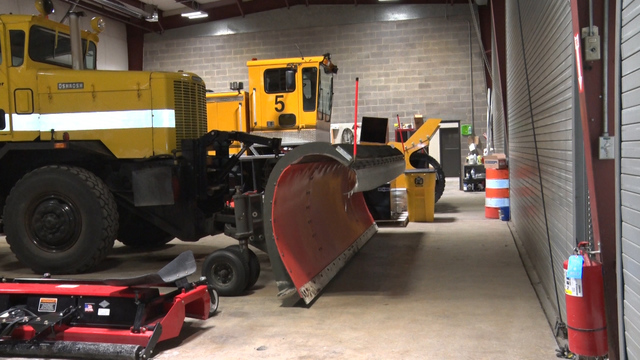 Greenbrier Valley Airport prepared for winter weather