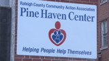 Pine Haven Homeless Shelter offers a warm place for those who are less fortunate during winter