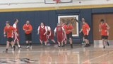Shady Spring High School hosts Special Olympics basketball tournament