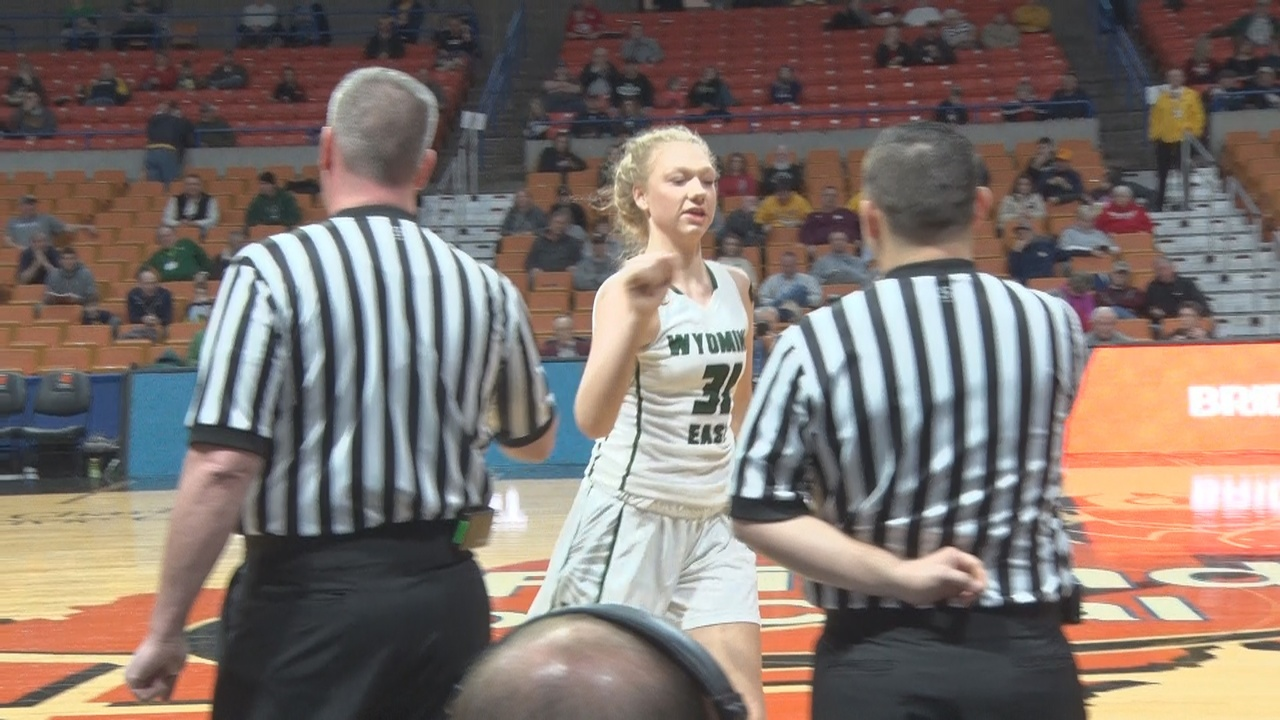 f169fb770bff Emily Saunders named Gatorade West Virginia Girl s Basketball Player of the  Year