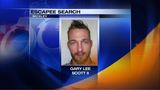 Deputies searching for escaped drug rehab patient