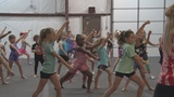 Cheer Revolution hosts Easter cheer camp