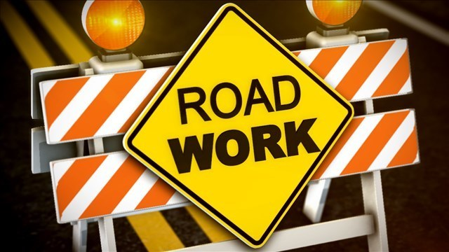 Road work to close parts of Route 460