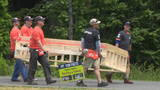 Hundreds of volunteers help rebuild homes for greater Appalachia