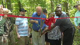 Needleseye Park now open to explorers, officially owned by City of Oak Hill